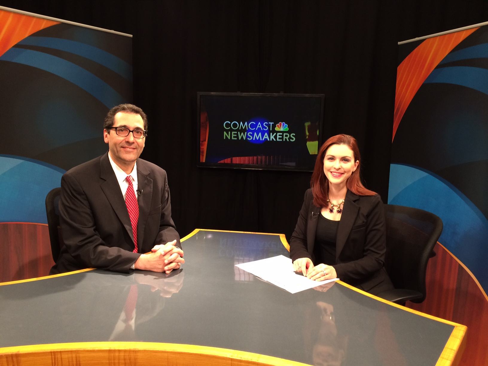 RCPA President & CEO Richard Edley on Comcast Newsmakers - RCPA