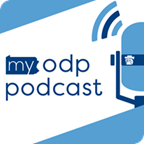 MyODP Podcast Logo